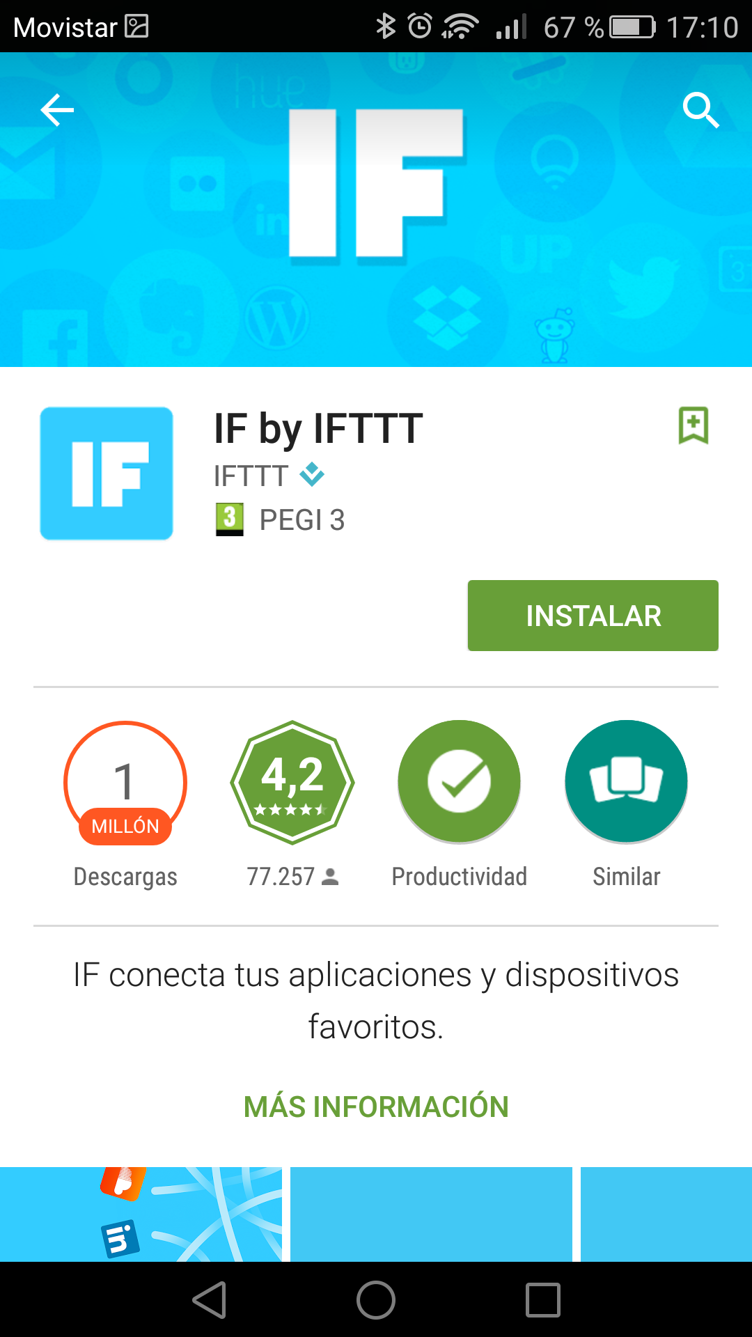IFTTT Google Play